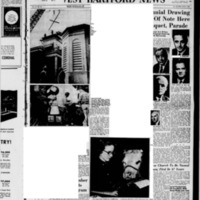West Hartford News, vol. 15, issue 39, includes Farmington News section, October 2, 1958