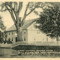 Sarah Whitman Hooker House