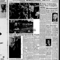 West Hartford News, vol. 15, issue 40, includes Farmington News section, October 9, 1958
