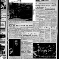 West Hartford News, vol. 15, issue 37, includes Bloomfield News and Farmington News sections and The 1959 Home supplement, September 18, 1958