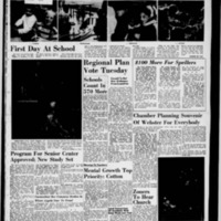 West Hartford News, vol. 15, issue 35, September 4, 1958