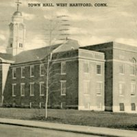 Town Hall, West Hartford, Conn.