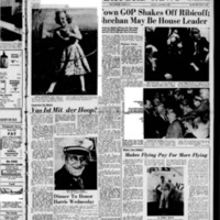 West Hartford News, vol. 15, issue 44, includes Bloomfield News section November 6, 1958