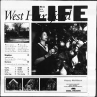 West Hartford LIFE, vol. 14, issue 8, December 2011