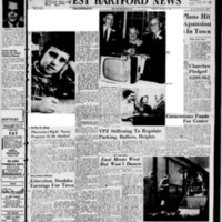 West Hartford News, vol. 15, issue 45, includes Bloomfield and Farmington News sections November 13, 1958