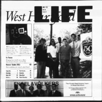 West Hartford LIFE, vol. 14, issue 6, October 2011