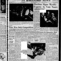 West Hartford News, vol. 15, issue 43, includes Farmington News section October 30, 1958