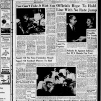 West Hartford News, vol. 15, issue 46, includes Bloomfield and Farmington News sections November 20, 1958