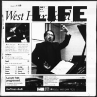 West Hartford LIFE, vol. 13, issue 11, March 2011