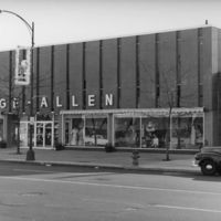 Sage Allen Department Store