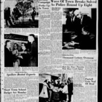 West Hartford News, vol. 15, issue 42, includes Farmington News section October 23, 1958