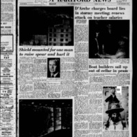 West Hartford News, vol. 15, issue 20, May 22, 1958